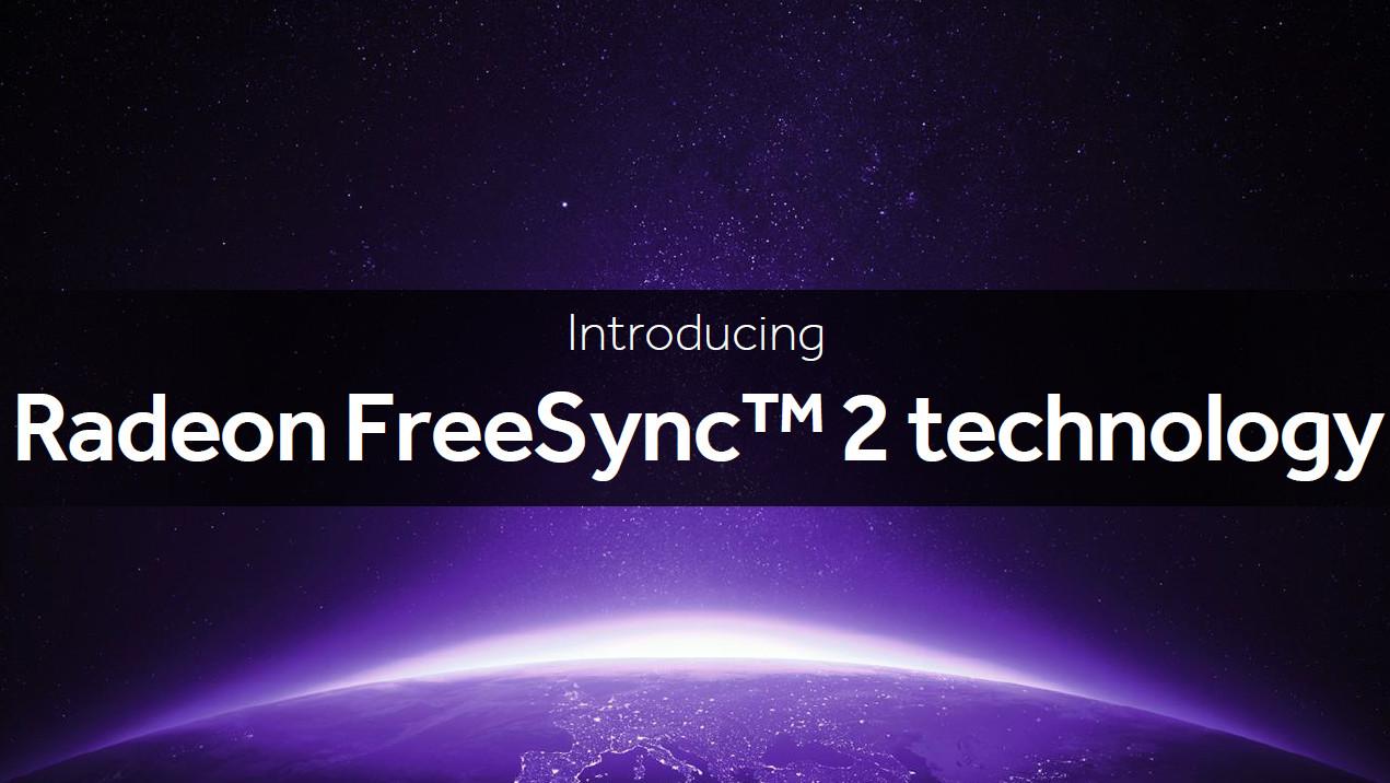 FreeSync 2 HDR: AMD geht genauer auf die Voraussetzungen ein