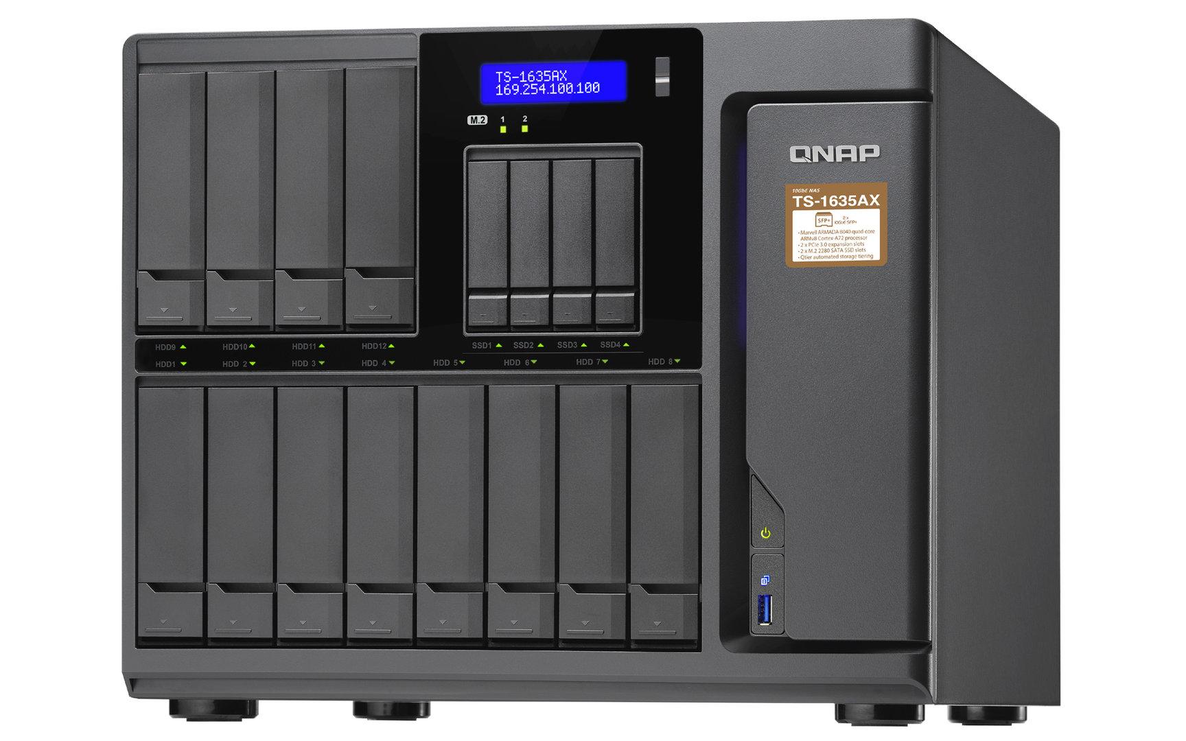 QNAP TS-1635AX