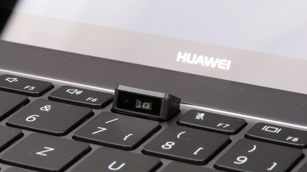 Huawei MateBook X Pro im Test: Edles Notebook mit James-Bond-Kamera