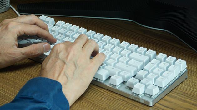 Perfected Keyboard: Neues Layout und Infrarot verlangen Crowdfunding