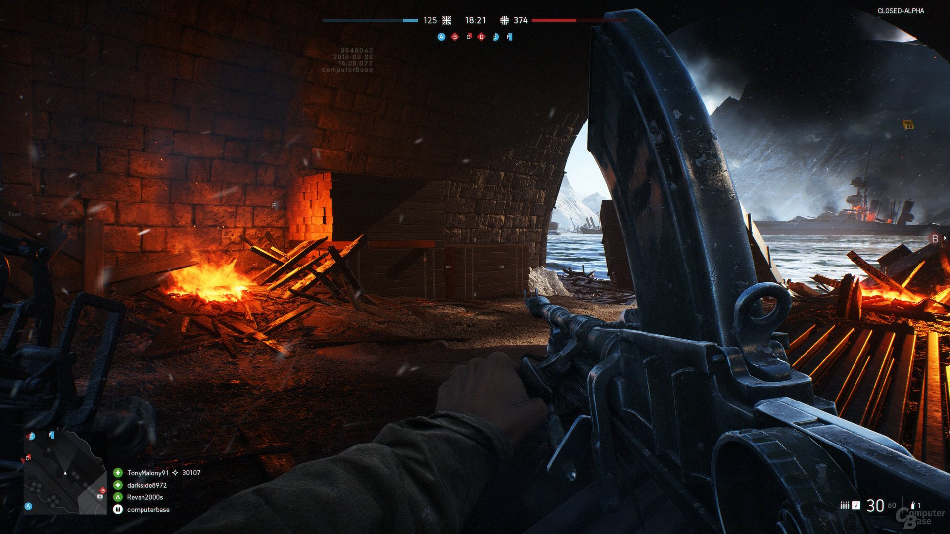 Battlefield V – Closed Alpha