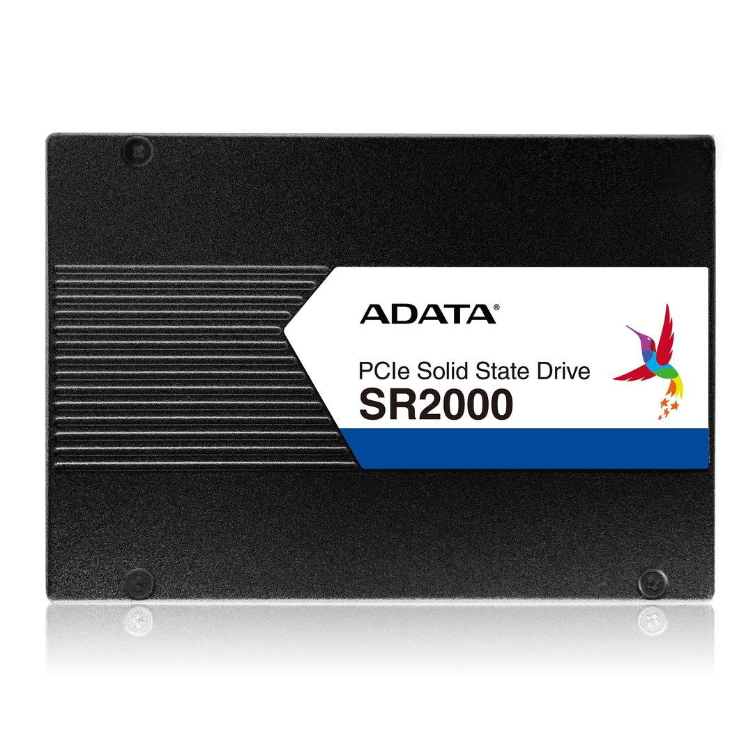 Adata SR2000 als 2,5-Zoll-Version
