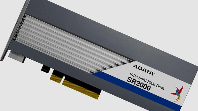 Adata SR2000 & SX7100: 1Mio.IOPS für Server oder Realtek-Controller für Clients