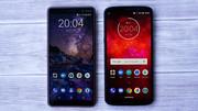 Moto Z3 Play & Nokia 7 Plus im Test: Zur UVP gibt es einen klaren Verlierer