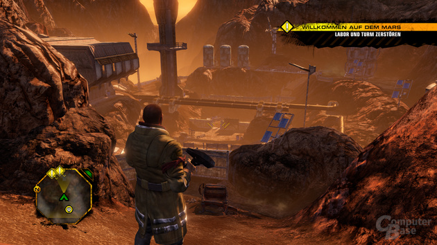 Red Faction Guerilla Re-Mars-tered – Sehr-Hoch-Preset