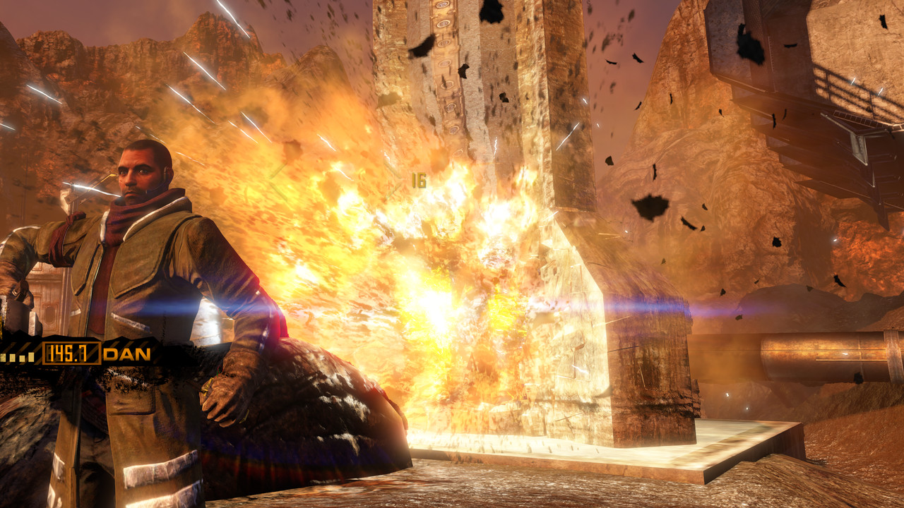Red Faction Guerilla: Abriss-Simulator erfolgreich re‑mars‑tered