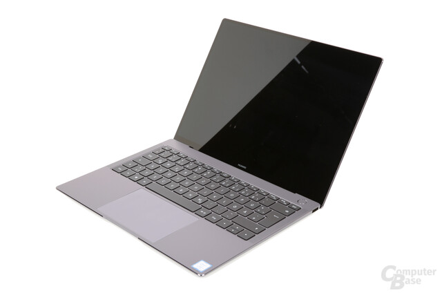Huawei MateBook X Pro in Space Grey im Test