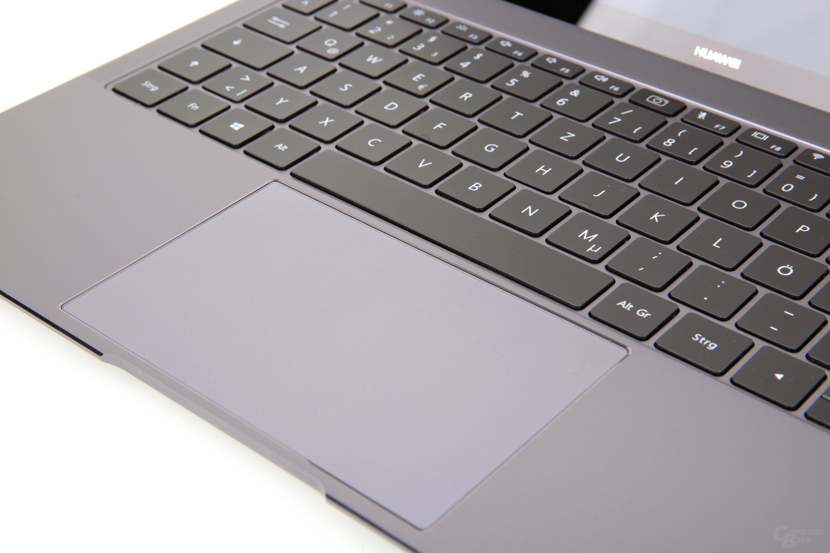Sehr großes Glas-Touchpad
