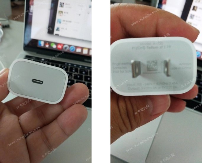 Neues iPhone-Netzteil mit 18 Watt