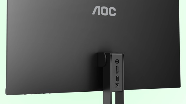 AOC V2: IPS und FHD ab 140 Euro mit Buchsen im Standfuß