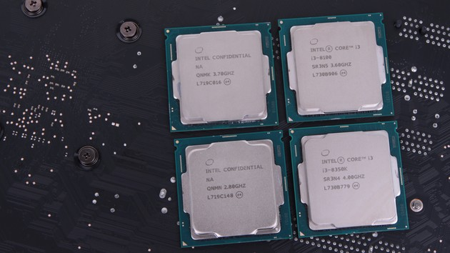 Coffee Lake Refresh: Intel bestätigt Core i5-9400(T), i5-9500, i5-9600(K)