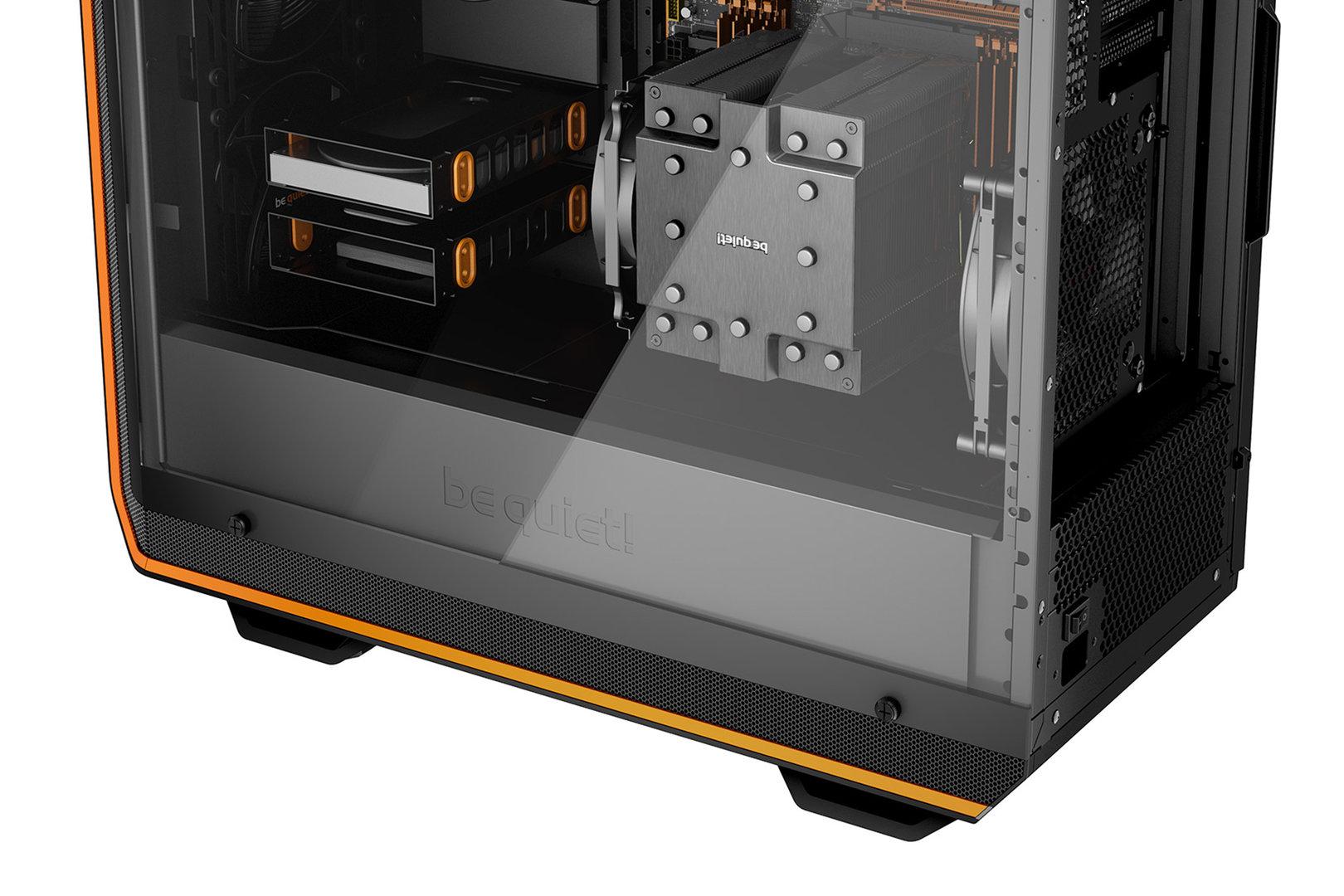 be quiet! Dark Base Pro 900 rev. 1: Netzteilabdeckung zum Nachrüsten