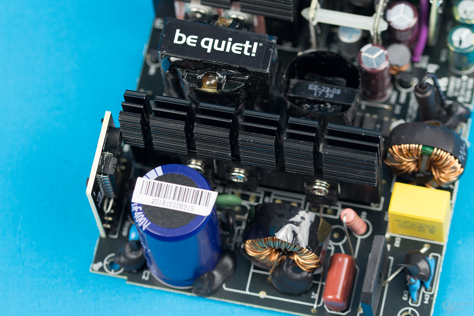 be quiet! System Power 9 400W – APFC und Double Forward