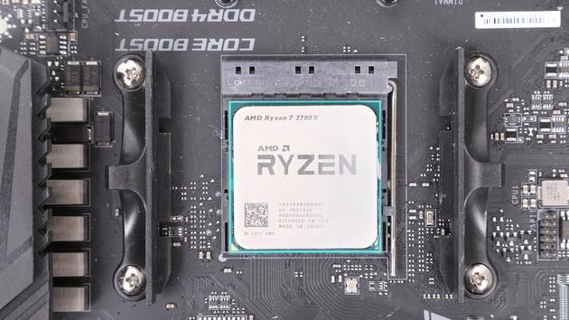 Mainboards für Ryzen: Platinen mit AMDs B450-Chipsatz erreichen den Handel