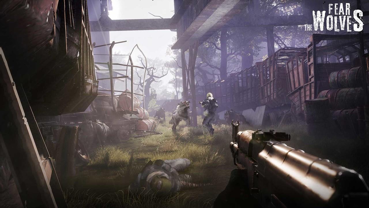 Fear the Wolves: Stalker-Atmosphäre trifft auf Battle Royale