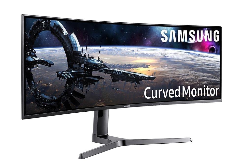 Samsung C43J89