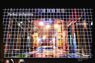 Vorteile von Cinema LED bei der Gleichförmigkeit