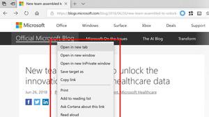 Fluent Design: Mehr Schatten für die nächste Version von Windows 10