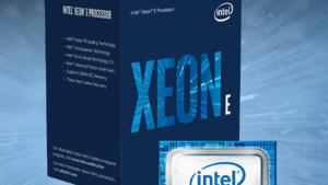 Intel Xeon E: Neue CPUs mit maximal sechs Kernen für kleine Server