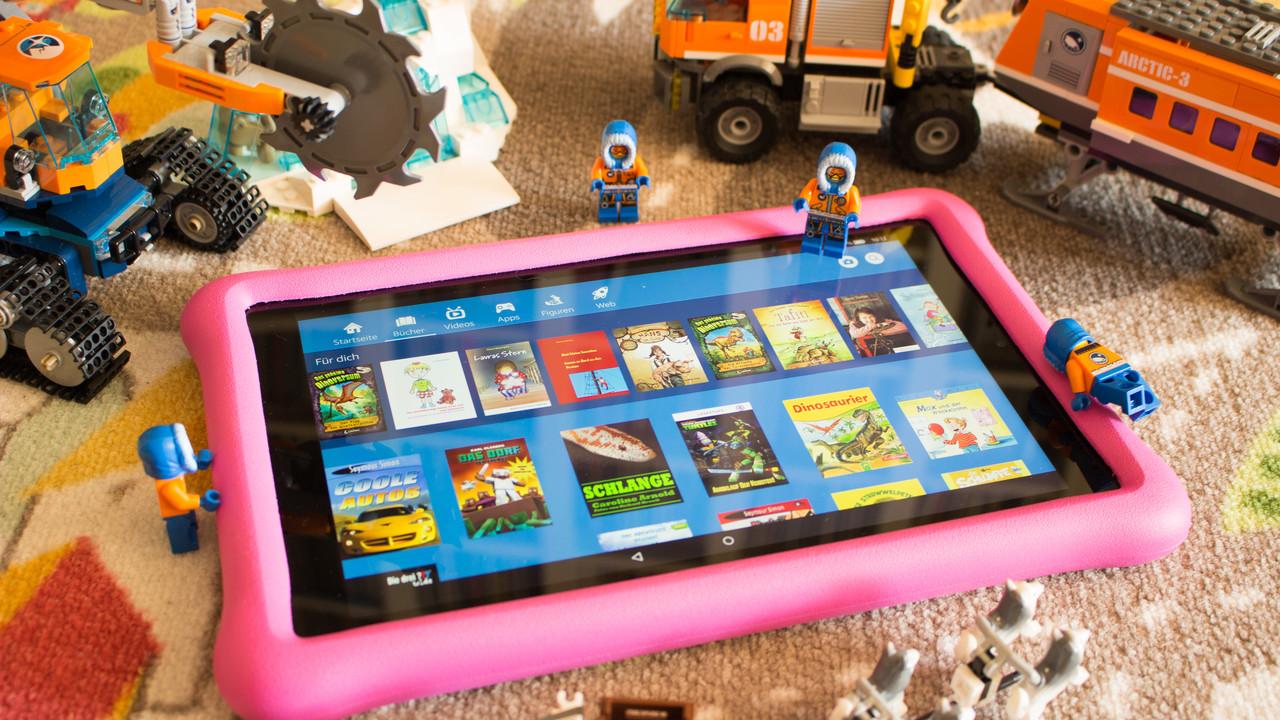 Amazon Fire HD 10 Kids Edition im Test