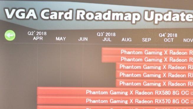ASRock-Roadmap: Keine neuen Radeon-GPUs bis Februar 2019