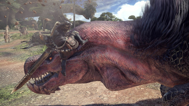 Systemanforderungen: Monster Hunter World bleibt bescheiden