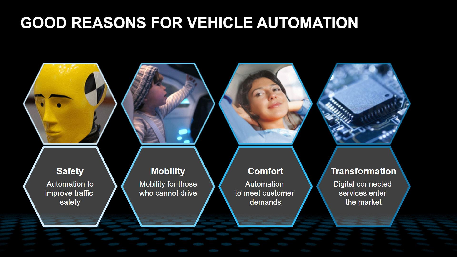 Vorteile des autonomen Fahrens