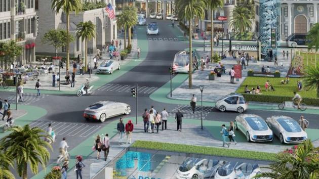 Bosch, Daimler und Nvidia: Fahrerlose Autoflotte fährt ab 2019 in Kalifornien