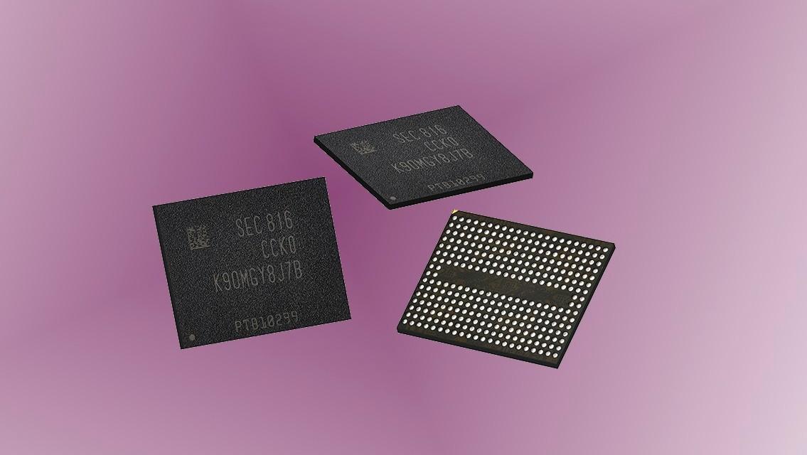 V-NAND v5: Samsungs 5. Gen 3D‑NAND nutzt erstmals Toggle DDR4