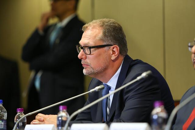 Göran Marby – CEO der ICANN