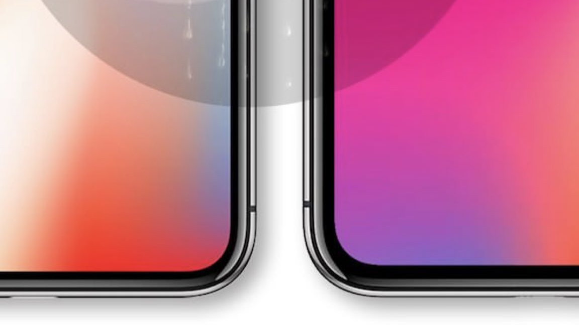 iPhone-X-Nachfolger (OLED) vs. iPhone mit LC-Display