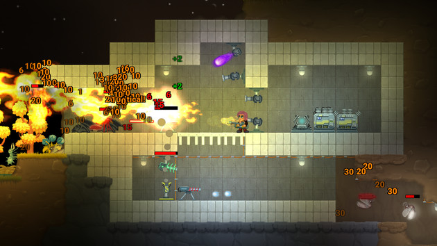 Dig or Die: 2D-Survival-Game nach drei Jahren Early Access erschienen