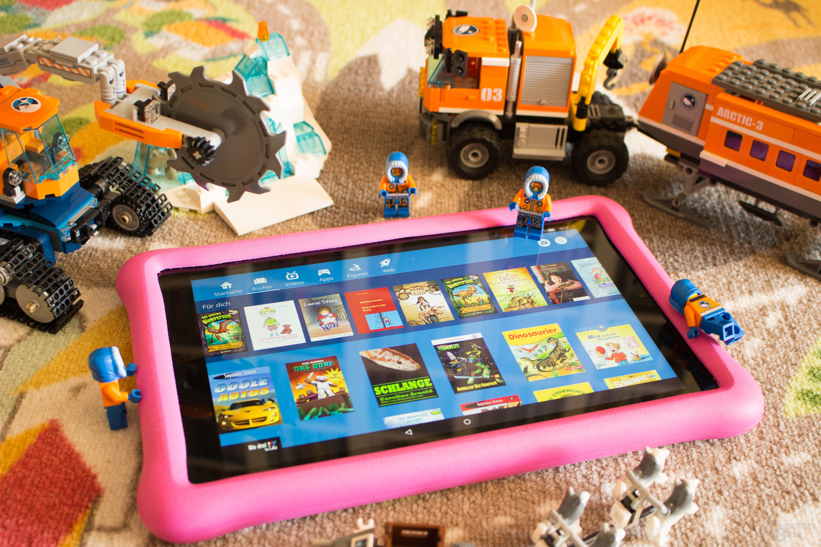 Fire HD 10 Kids Edition im Test