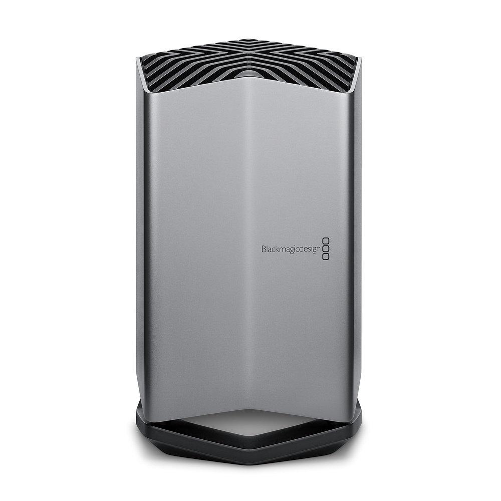 Blackmagic eGPU mit Radeon Pro 580