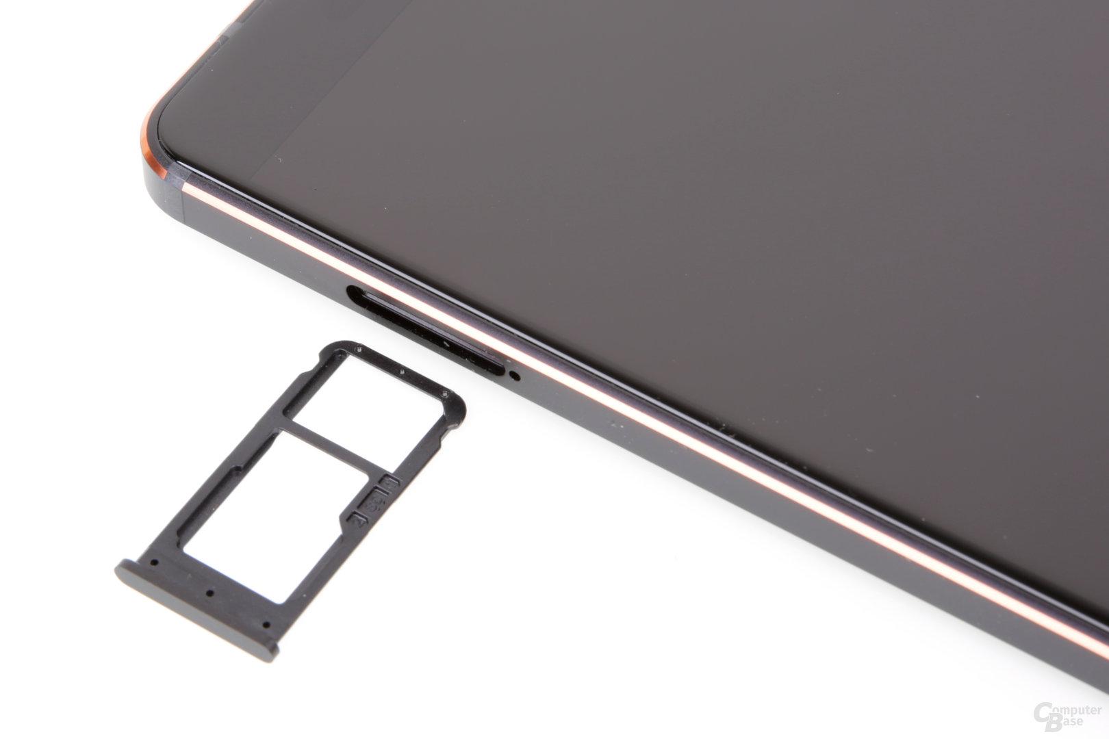 Das Nokia 6.1 kommt mit Hybrid-Slot