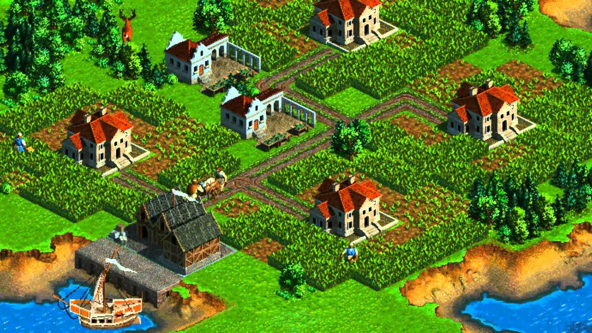 Anno 1602: Traubenfarm