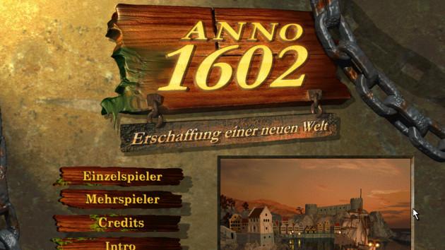 Klassiker neu entdeckt: Anno 1602 (1998)