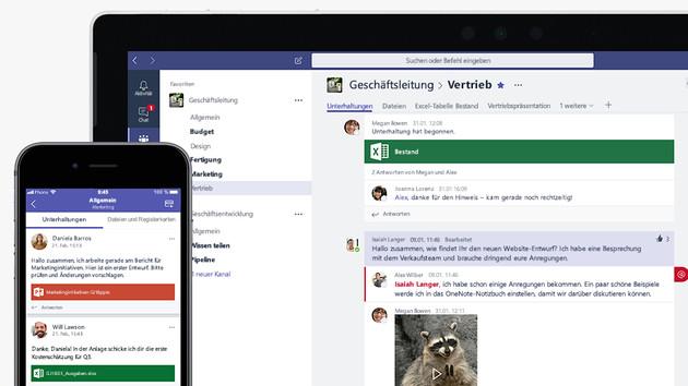 Teams jetzt kostenlos: Microsoft bläst zum Frontalangriff auf Slack