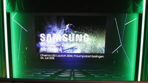 Wochenrückblick: Ein Samsung-Kino und zu viele Grafikkarten im Fokus