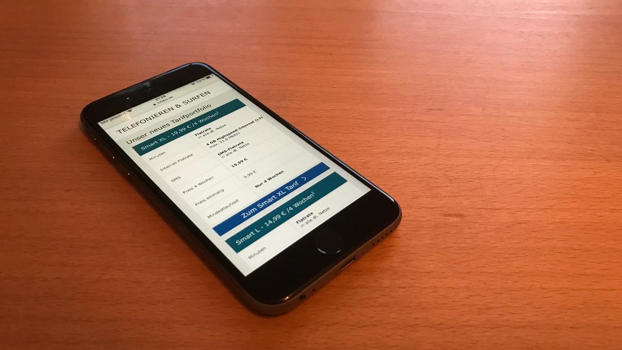 Tchibo Mobil: Alle Prepaid-Tarife erhalten SMS- und Allnet-Flat
