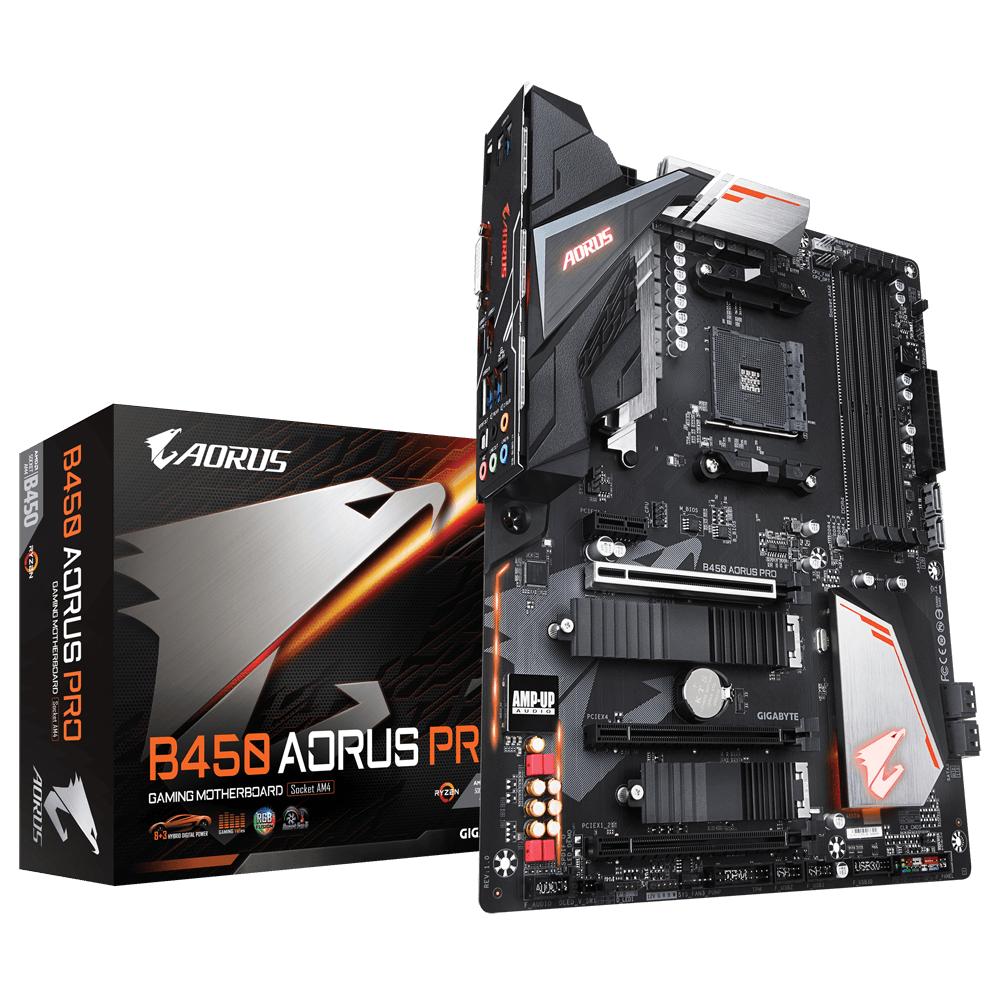 B450 Aorus Pro