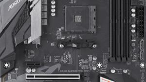 Ryzen-2000-Mainboard: Vier AMD-B450-Platinen von Gigabyte enthüllt