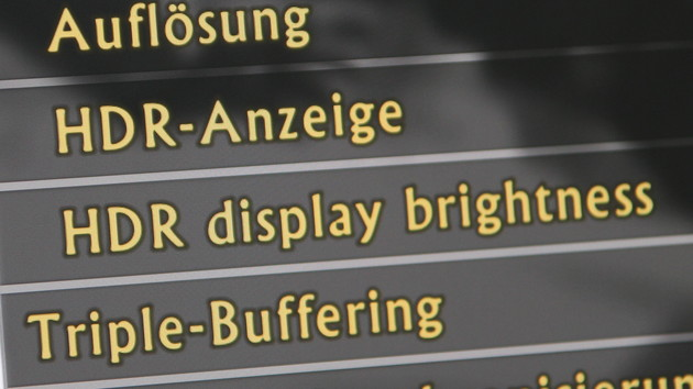 Schöner Spielen mit HDR: Benchmarks zeigen geringere Leistung auf AMD und Nvidia