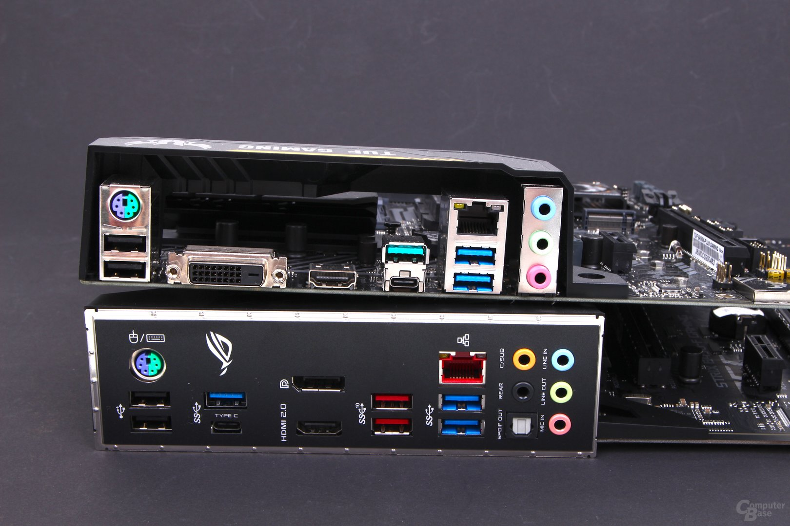 Asus' B450-Mainboards im Test