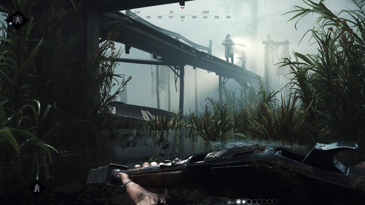 Hunt: Showdown: Patch 2.1 bringt Nebel, leise Waffen, Spectator Mode
