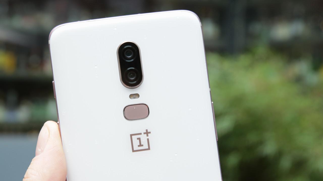 OnePlus 6: OxygenOS 5.1.9 verbessert die Kamera
