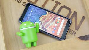 Android 9 Pie, 8.1, 8.0: Updates für Smartphones im Überblick