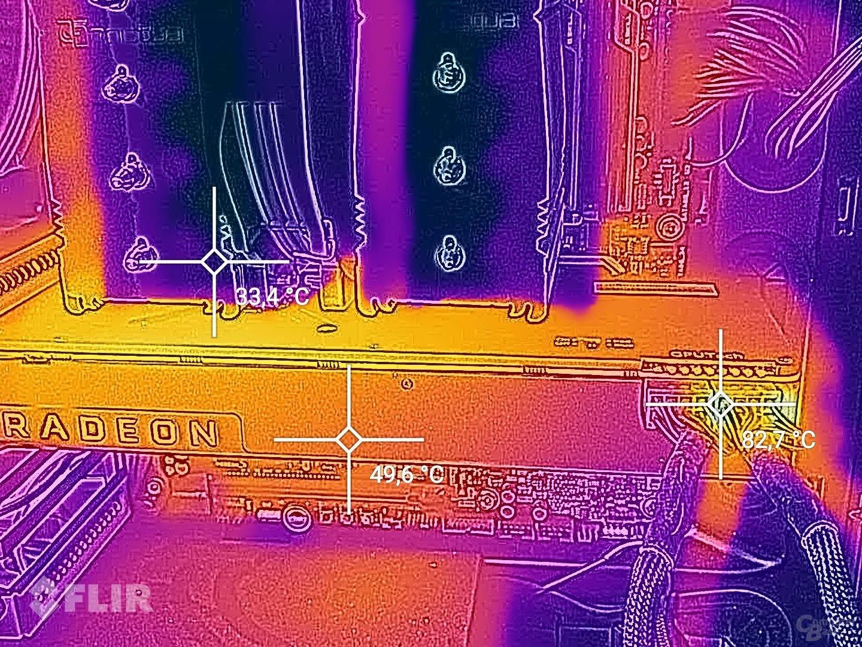 Cat S61 – Flir-Wärmebildkamera