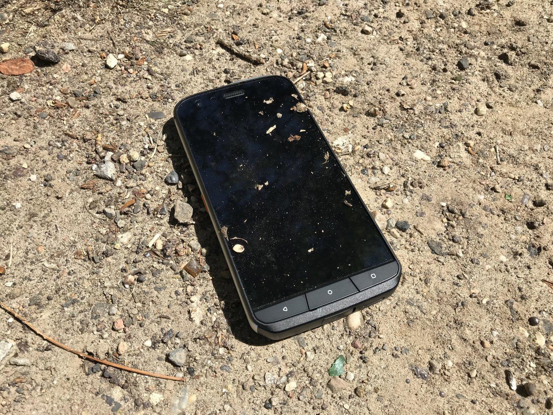Als Outdoor-Smartphone macht das Cat S61 eine gute Figur