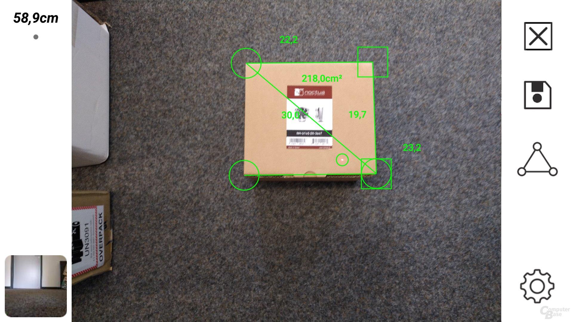 Iphone Entfernungsmesser Nikon : Bilder cat s61 im test: dieses smartphone misst bis 400 °c längen